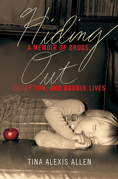 Hiding Out book cover